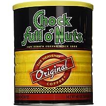 Chock Full O' Nuts Heavenly Original - 48 Oz. Pack of 3