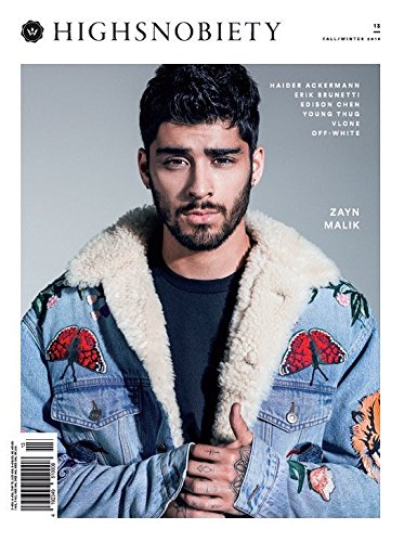 Highsnobiety Magazine Issue #13 (Fall/Winter 2016), used for sale  Delivered anywhere in USA