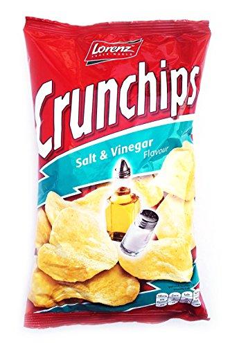 Lorenz Crunships Paprika 100g (Salt+Vinegar) (Giants Dill Pickle compare prices)