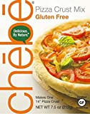 Chebe Bread Pizza Crust Mix, Gluten Free, 7.5-Ounce Box (Pack of 8) (Limited Edition)