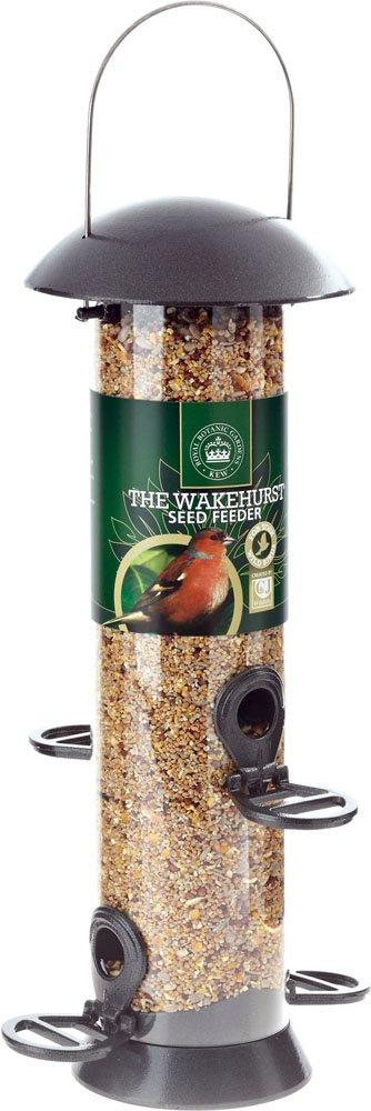 Kew Wildlife Care Collection The Wakehurst Futterspender mit 4 Öffnungen CJ Wildbird Foods Ltd 330220146