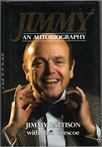 Cover of Jimmy: An Autobiography
