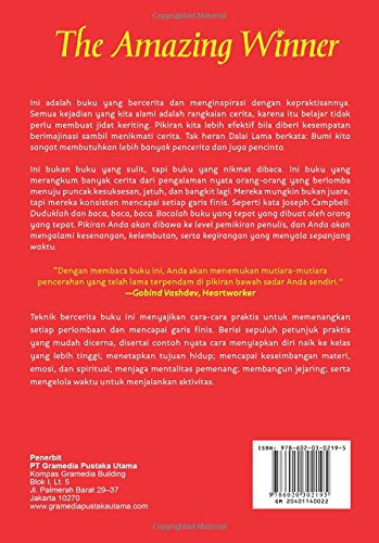 The Amazing Winner: Cara Menakjubkan Mencapai Kesuksesan Tanpa Batas: Amazon.es: Erni Julia Kok: Libros en idiomas extranjeros