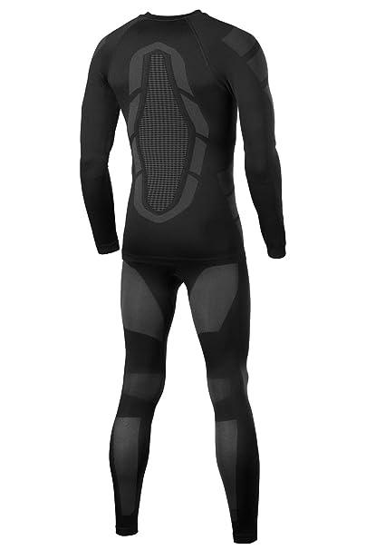 4d216680ffa3b Mount Swiss© - Conjunto de ropa interior térmica Moto