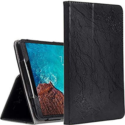 2019 Latest Design For Xiaomi Mi Pad 4 Plus 10.1 Inch Tablet Case Pu Leather+pc Bracket Flip Stand Anti-shock Leather Cover For Xiaomi Pad 4 Plus A Great Variety Of Models Tablet Accessories