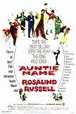 Auntie Mame Movie Poster (27 x 40 Inches - 69cm x 102cm) (1958) -(Thierry Lhermitte)(Ophélie Winter)(Maria Pacôme)(Leonor Watling)(Clémentine Célarié)(Michel Muller)