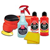 Griot's Garage 3-inch Correcting and Perfecting Kit - 10ft Cord