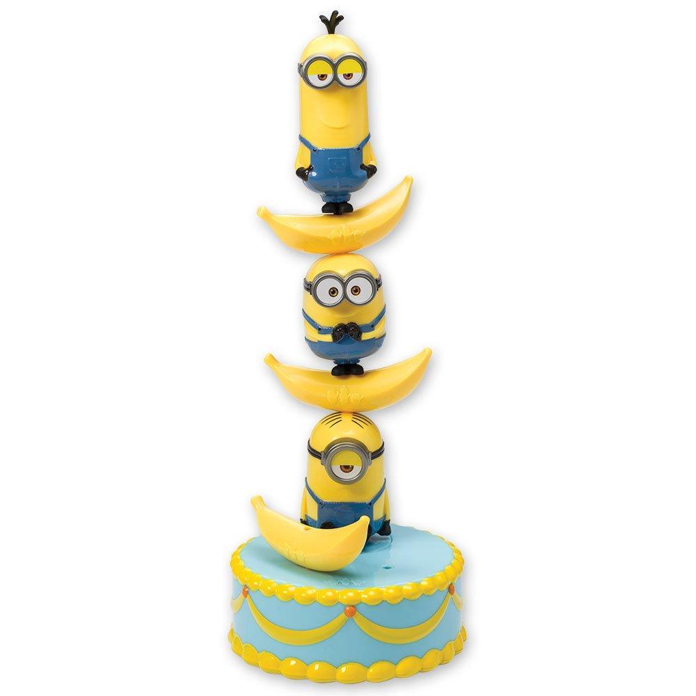 Amazon.com: Minions Celebrate! Signature Cake DecoSet Cake Topper ...
