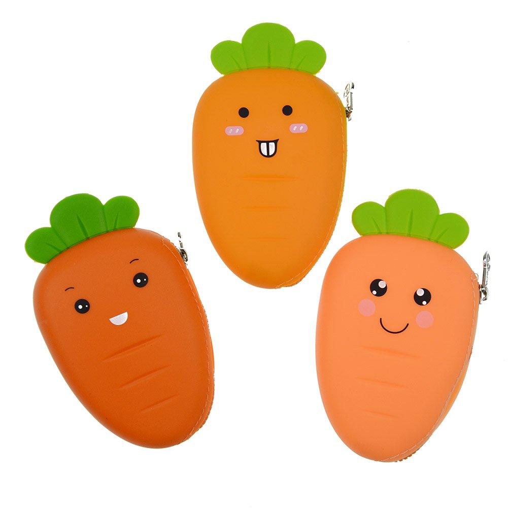 Amazon.com: 1pc Hortalizas Zanahorias Expresión de dibujos ...