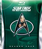 Star Trek: The Next Generation - Season 4  [Blu-ray] (Bilingual)