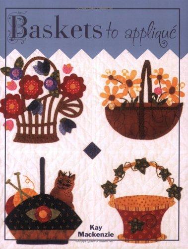 Baskets to Applique