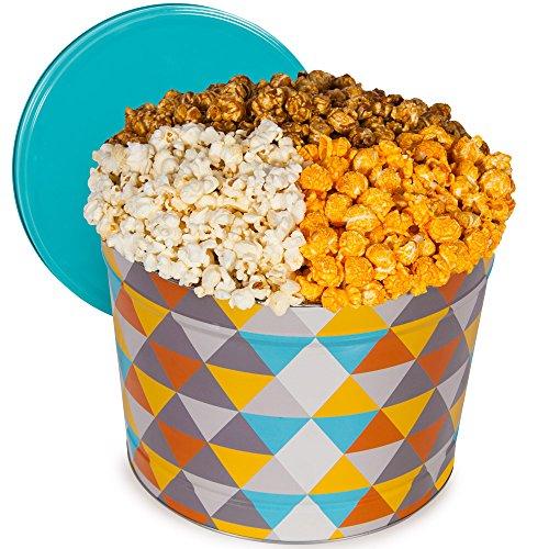 Artisan Popcorn Tin (Traditional, 2 Gallons)
