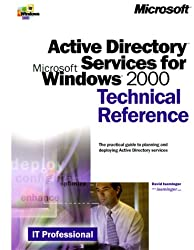 Active Directory Services for Microsoft Windows 2000.  Technical Reference