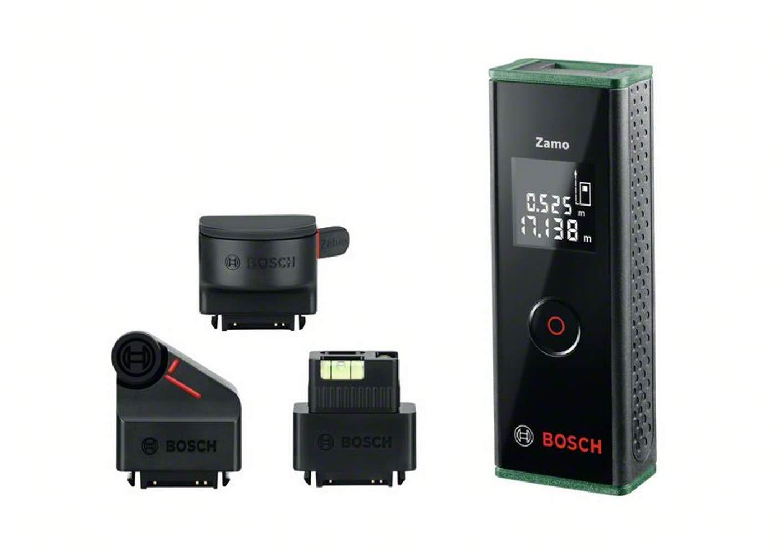 Bosch Entfernungsmesser Mit App : Bosch laser entfernungsmesser zamo set 3. generation messbereich