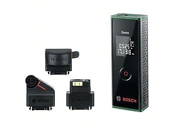 Bosch laser entfernungsmesser zamo set 3. generation messbereich