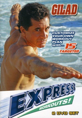 Gilad: 15 Targeted Express Workouts ()