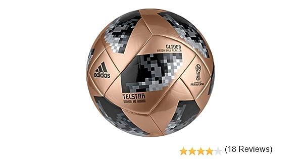 adidas Mundial de Fútbol Glider Balón de fútbol (ce8101), Dorado ...