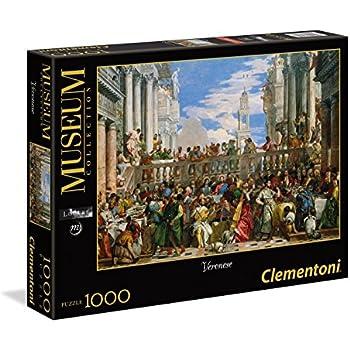 """Amazon.com: Clementoni """"Leonardo – La última cena"""" ..."""