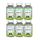 All One Cardio E-Z Capsule, 180 Count