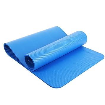YanLong Colchoneta de Yoga con Materiales ecológicos. Nbr de ...