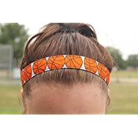 Basketball Headband for Girls, Sports Headbands for Girls Basketball, Choice of size & Pattern, Basketball Headbands for Women