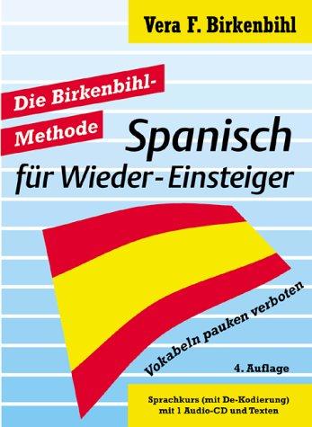 Spanisch für Wieder-Einsteiger, 1 Audio-CD u. 2 Texthefte