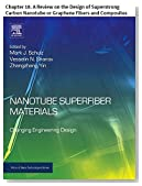 Nanotube Superfiber Materials: Chapter 18. A Review on the Design of Superstrong Carbon Nanotube or Graphene Fibers and Composites (Micro and Nano Technologies)