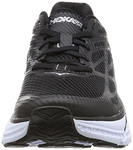 Hoka Clifton 3 Womens Running Shoes - SS17-5 - Black BNyL69