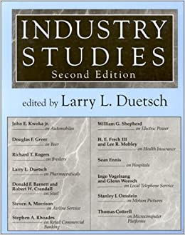 Book Industry Studies