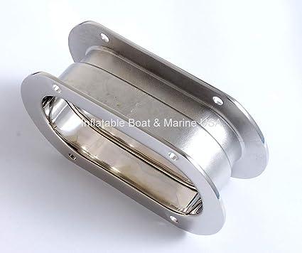 Amazon.com: Juego de tubos de acero inoxidable 316 marino de ...