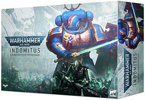 Warhammer 40,000 Indomitus Inglés: Amazon.es: Juguetes y juegos