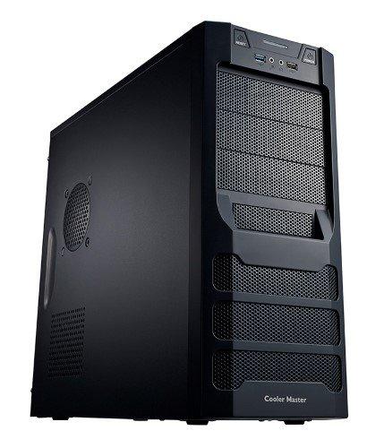6 opinioni per Cooler Master CMP 351 Case per PC, USB3.0 x1, USB2.0 x 1, Nero