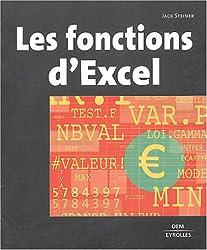 Les fonctions d'Excel