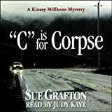 Bargain Audio Book - C is for Corpse  A Kinsey Millhone Mystery