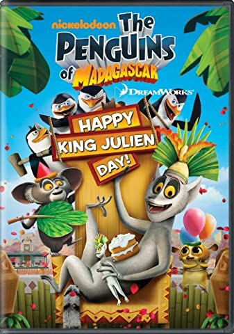 The Penguins of Madagascar: Happy King Julien Day! (Madagascar 3 On Dvd)