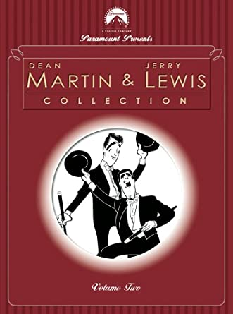Amazon Com Dean Martin Jerry Lewis Collection Volume Two