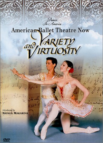 American Ballet Theatre Now - Variety and Virtuosity (Dance in America) by Image Entertainment