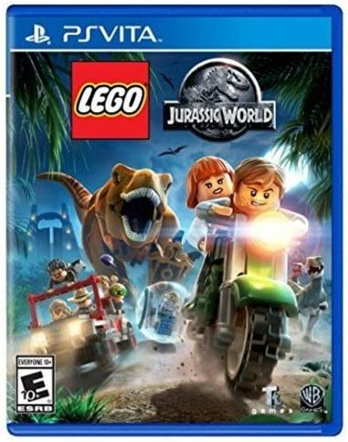 LEGO Jurassic World (輸入版:北米) - PS Vita