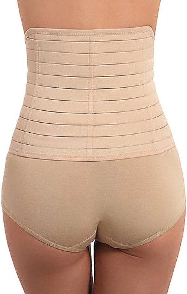 Vertvie Damen Waist Trainer Tailenformender Bauchweg Korsett Taille Corsage Figurformender Unterbrust Taillenmieder Body Shaper