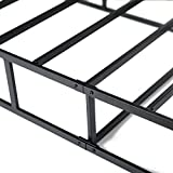 Zinus 9 Inch High Profile Smart Box Spring/Mattress Foundation/Strong Steel structure/Easy assembly required, Queen Variant Image