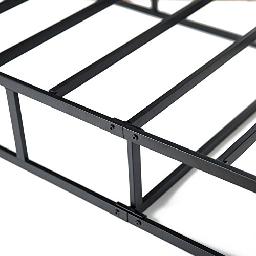 Zinus Armita 9 Inch High Profile Smart Box Spring / Mattress Foundation / Strong Steel Structure / Easy Assembly Required, Queen