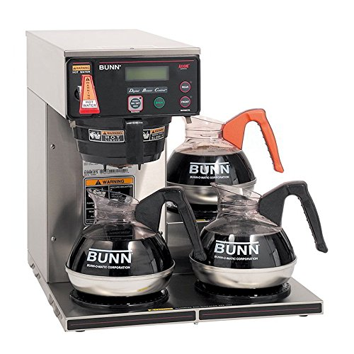 BUNN 38700.0002 AXIOM-15-3 Automatic Coffee (Automatic Brewer)