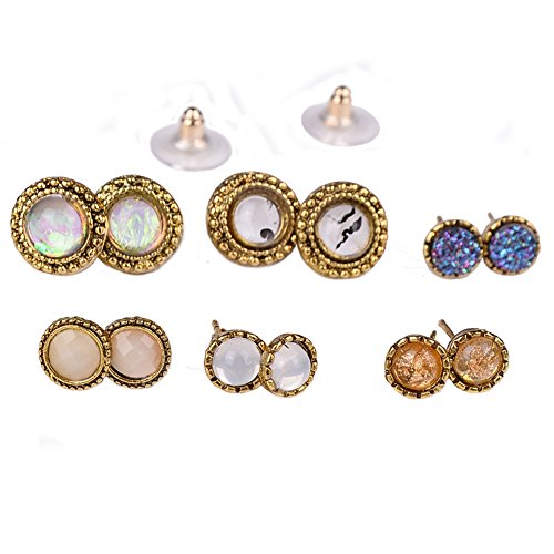 Review Shuning Assorted Planet Earring