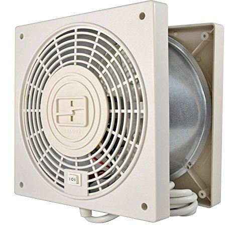 Suncourt ThruWall 2-Speed w/ Airflow Adapter Room to Room - Flow Warehouse Chart
