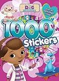 Disney Junior Doc McStuffins 1000 Stickers