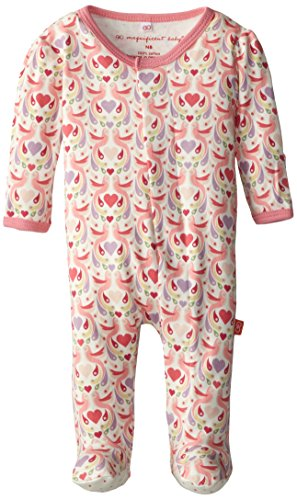 Free Magnificent Baby Baby-Girls Footie