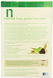 Nairns Gluten Free Oat Muesli 450 g (Pack of 3)