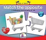 Make A Match, Match The Opposite Matching Game