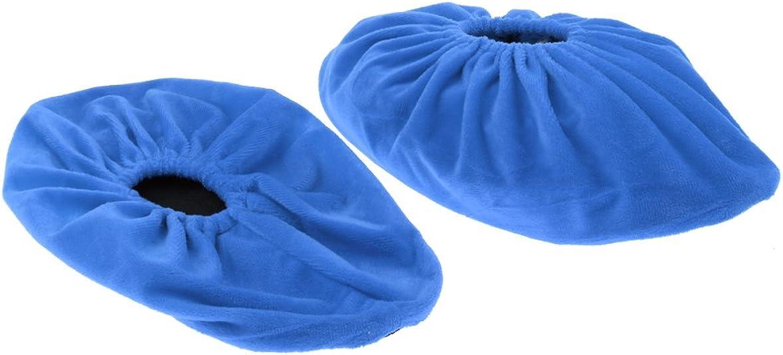 La chaussure réutilisable de Slip-On de 5 paires lavables couvre des