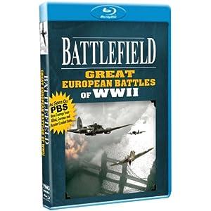 Battlefield - Great European Battles of WWII - As Seen On PBS [Blu-ray] (2011)